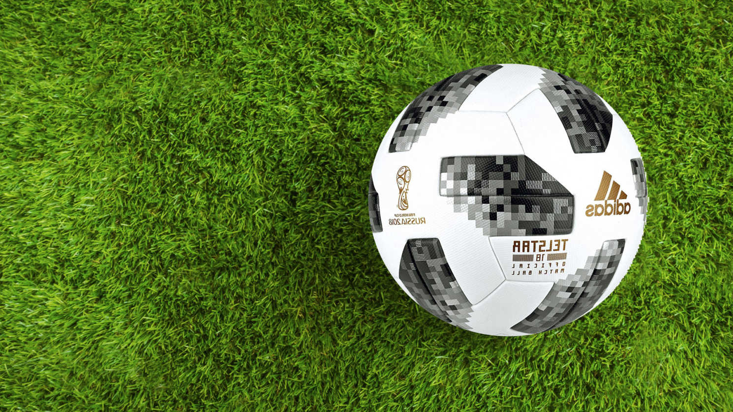 Fussball von WM2018